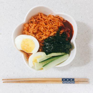 Spicy Korean Noodles