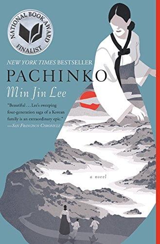 korean novels pachinko
