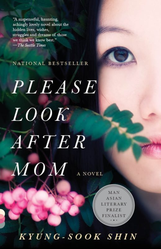 Please Look After Mom book cover