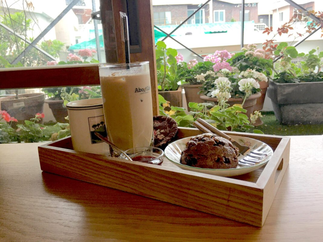 about life cafe busan