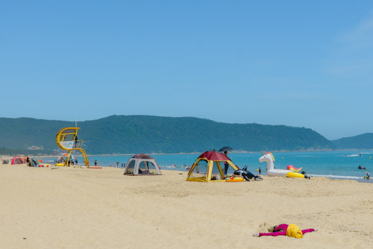 Best Korean Beaches