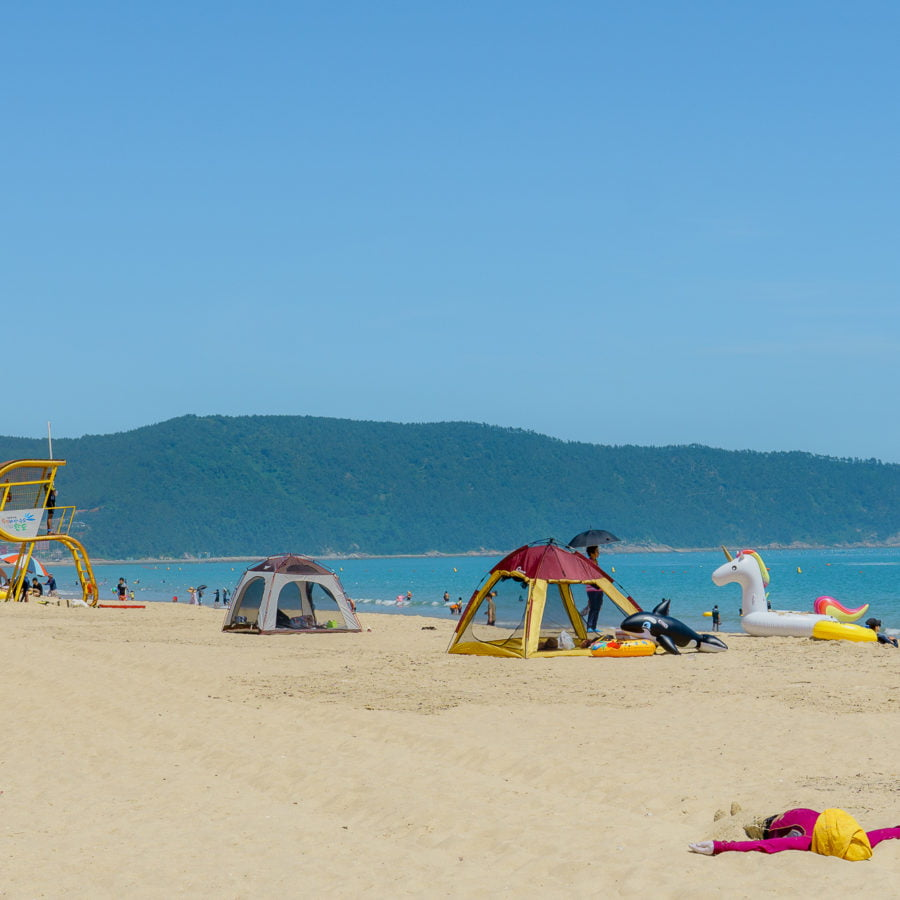 Best Korean Beaches
