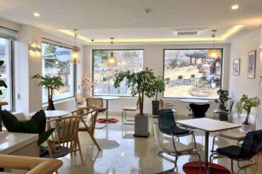 restaurants/cafes in Gyeongju