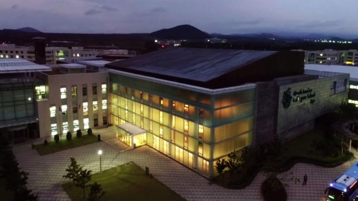 international boarding schools in south korea