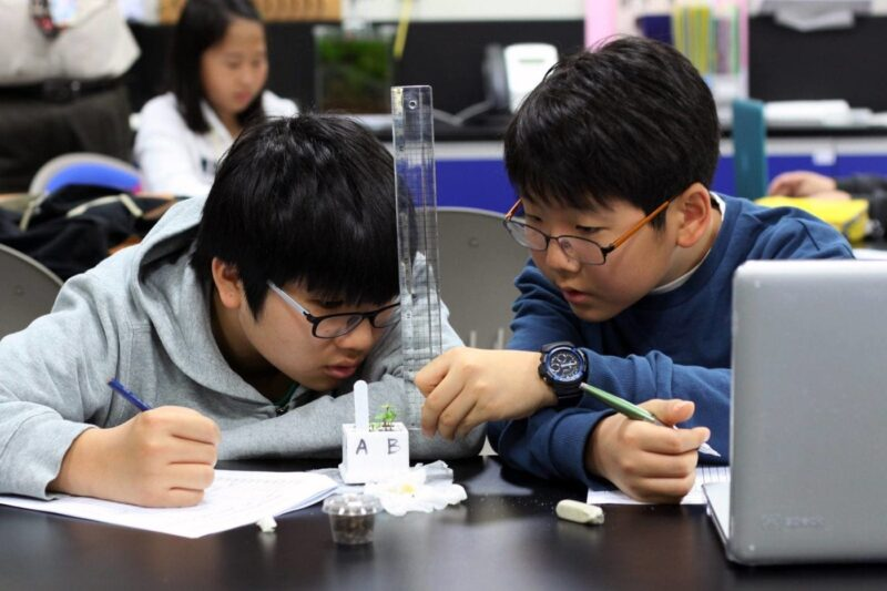 international schools in seoul