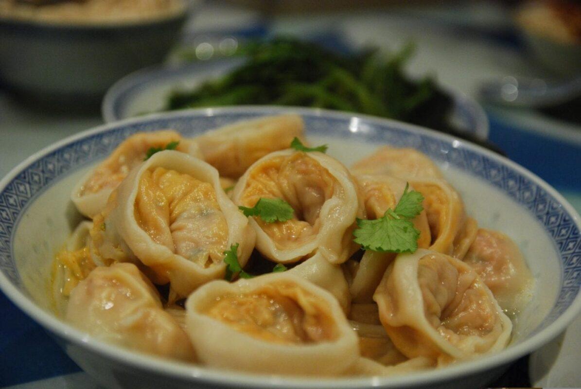 mandu korean food
